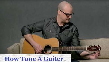 How to Tune a Guitar Beginner – The Complete Guide