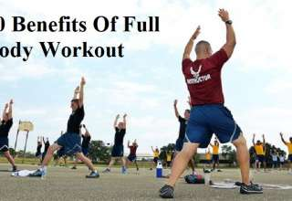 Benefits of full Body Workout
