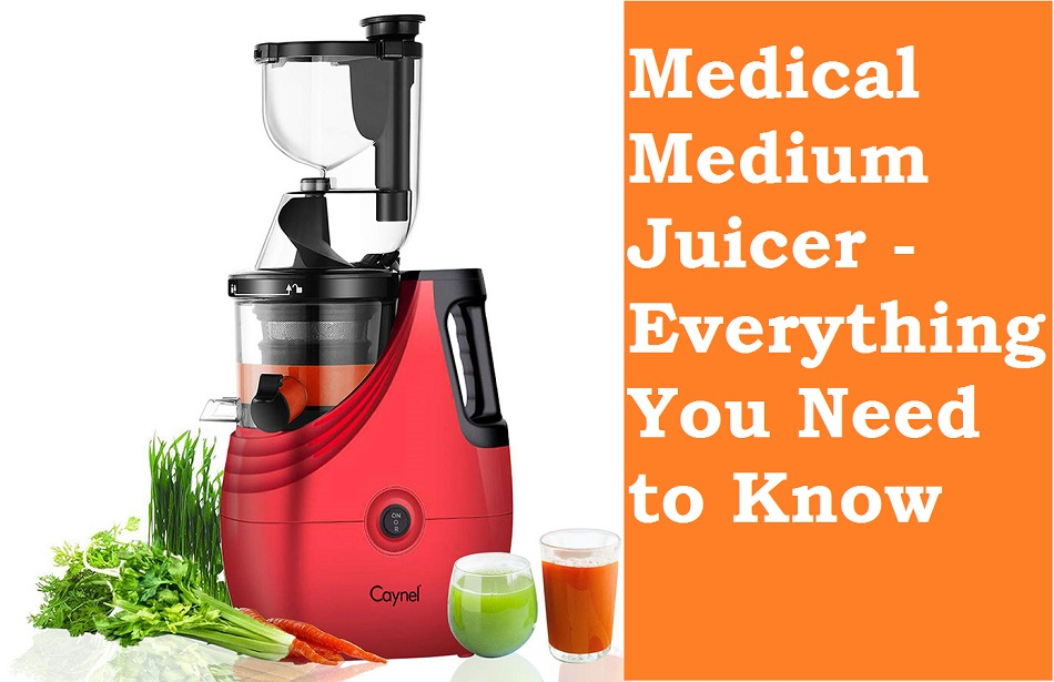 Medical Medium Juicer