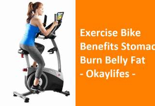 Exercise bike benefits stomach