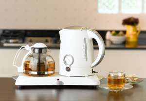 How to Clean Tea Kettle