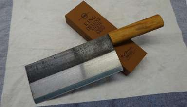 How To Sharpen A Chinese Cleaver – Definitive Guide