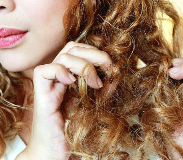 how to get knots out of hair