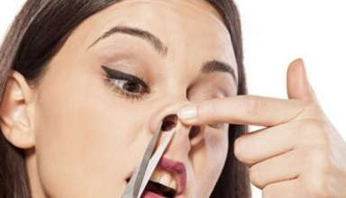 How To Get Rid Of Nose Hair- Step By Step Process
