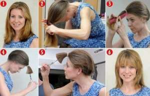 How to Cut Your Own Hair with Clipper's Female