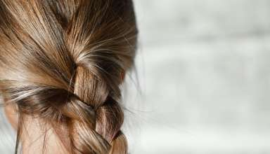 How to Braid Your Own Hair to the Scalp
