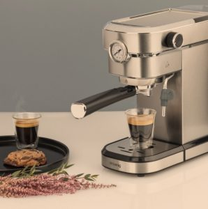 Use An Espresso Machine
