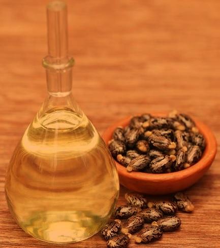 using regular castor oil