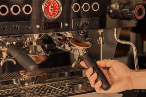 ways to clean an Espresso machine